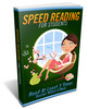 Thumbnail Speed Reading For Students eBook + Audio