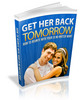 Thumbnail Get Her Back Tomorrow eBook + Audio (MRR)