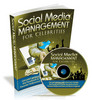 Thumbnail *New Released* Social Media Management for Celebrities eBook