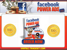 Thumbnail FaceBook Power Ads 3.0 System (MRR) - Successful Advertising With FaceBook Ads