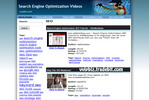 Thumbnail (SEO) Search Engine Optimization Videos Site