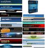 Thumbnail 25 Premium Header Pack V2 - Fully Layered PSD Templates