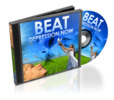 Thumbnail Hypnosis for Beat Depression with PLR -  High Quality Audio
