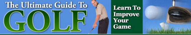 Thumbnail (Unrestricted PLR) The Ultimate Guide To Golf: Learn To Improve Your Game