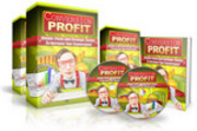 Thumbnail Conversion Profits Video Course, MP3 audio, PowerPoint and PDF transcript + MRR Included!