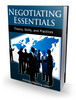 Thumbnail Negotiating Essentials PLR Ebook : Theory, Skills, and Practices - Self Improvement