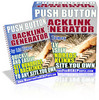 Thumbnail Push Button Backlinks Generator Software (MRR)