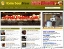 Thumbnail Home Brewing Wordpress Blogs + Review Sites (3 Income Streams - Adsense, Amazon, Clickbank)