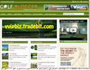 Thumbnail Golf Niche Wordpress Blogs + Review Sites (3 Income Streams - Adsense, Amazon, Clickbank)