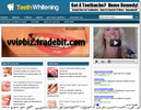 Thumbnail Teeth Whitening Niche Wordpress Blogs + Review Sites (3 Income Streams)