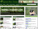 Thumbnail Save The Trees Turnkey Wordpress Blogs (3 Income Streams) + Review Sites