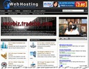 Thumbnail Web Hosting Turnkey Wordpress Blogs (3 Income Streams) + Review Sites