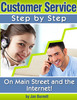 Thumbnail Customer Service Step by Step On Main Street and the Internet!