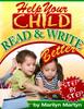 Thumbnail Help Your Child Read & Write Better  - Audio Bonus Included (Children ebooks)