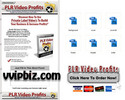 Thumbnail PLR Video Profits Crash Course With Private Label Right + Ready To Go Squeeze Page