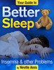Thumbnail Your Guide to Better Sleep - Insomnia & other Problems