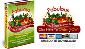 Thumbnail Eat Fabulous Fruits & Vital Vegetables For Fun and Vitality!