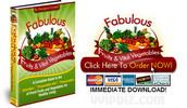 Thumbnail Eat Fabulous Fruits & Vital Vegetables For Fun and Vitality!