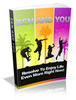 Thumbnail Zen And You : Resolve To Enjoy Life Even More Right Now!