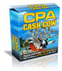 Thumbnail CPA Cash Cow - Instant CPA Plug And Profit Template System!