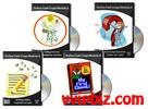 Thumbnail Online Cash Crops: Make Quick Cash Online Video + eBook