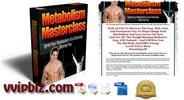 Thumbnail Metabolism Masterclass PLR Ebook + Giveaway Report