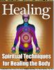 Thumbnail Healing - Spiritual Techniques for Healing the Body PLR Ebook