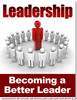 Thumbnail Leadership - Becoming a Better Leader PLR Ebook