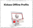 Thumbnail Kickass Offline Profits PLR Ebook & Giveaway Rights