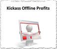 Thumbnail Kickass Offline Profits PLR Ebook & Giveaway Rights