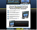 Thumbnail Email List Profit Funnels (Viral PLR) + Squeeze Page Template