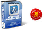 Thumbnail WP Clickbank Member Site Plugin (MRR + Instruction Videos)