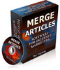 Thumbnail Merge Articles Pro Version with Resell Rights