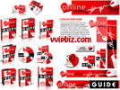 Thumbnail Online Dating PLR Website Templates PSD files included