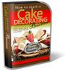 Thumbnail Cake Decorating PLR Website Templates Pack