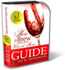 Thumbnail Brew Your Own Wine PLR Minisite Templates Pack