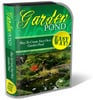 Thumbnail Garden Pond Website Graphics Plr Pack