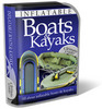 Thumbnail Inflatable Boats Kayaks Website Template Plr Pack