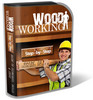 Thumbnail Woodworking PLR Website Template