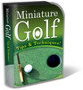 Thumbnail Miniature Golf Minisite Graphics Plr Pack