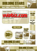 Thumbnail Building Stairs PLR Website Templates Pack