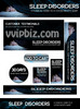 Thumbnail Sleep Disorders Minisite Graphics Plr Pack
