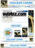 Thumbnail College Loans Minisite Graphics Plr Pack