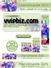 Thumbnail Handmade Gift Minisite Graphics Plr Pack
