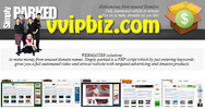 Thumbnail Simply Parked PHP Solution Pack Domain Parking Script
