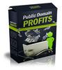 Thumbnail Public Domain Profits Videos Audio eBook with MRR