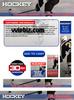 Thumbnail Hockey Website Template Plr Pack