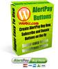 Thumbnail AlertPay Button Generator WP Plugin (MRR)