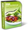 Thumbnail Vegan Lifestyle Mini Site Templates PLR Pack