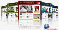 Thumbnail Premium Niche Blog Business Pack - PLR/P